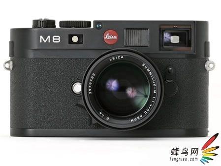 价格不菲!徕卡M8数码相机行货天价开卖