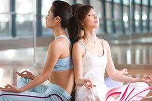 良好的生活习惯  年轻女人下半身永不发胖