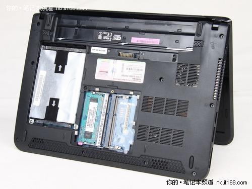 硬件配置 均衡是主要特点 扩展能力出色