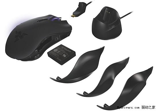 Razer第2款无线鼠标那伽梵蛇无极版登场