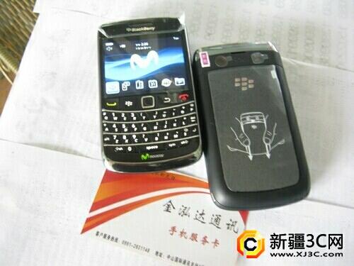 不怵9800降价黑莓9700无愧于高端价位