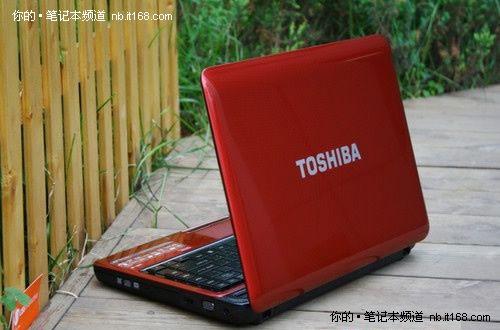 双核时尚经典 东芝L630售4400元送包鼠