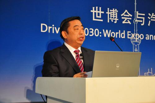 上海汽车工业(集团)总公司董事长,上海汽车集团股份有限公司董事长胡茂元