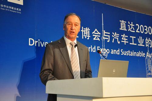 通用汽车中国公司总裁兼总经理甘文维