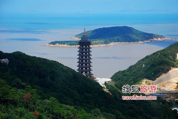 两人花费1000元 上海到普陀山2日游超详细攻略