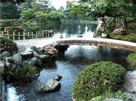 广州棋院院内景色优美