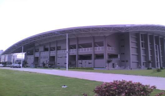 广州大学体育馆