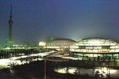 佛山岭南明珠体育馆