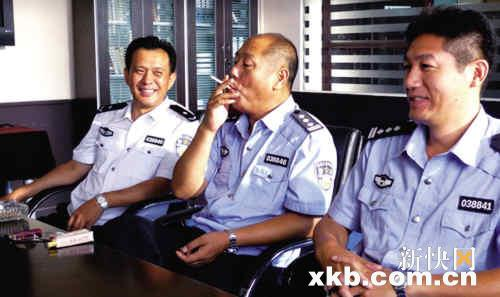 《新警事之隐形兄弟》又见《重案六组》原班人马(图)