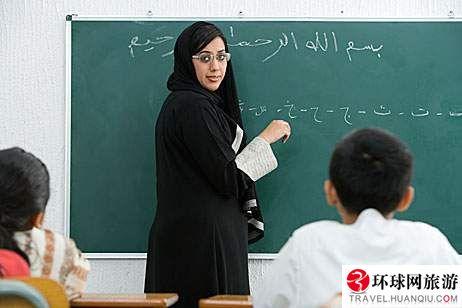 组图:阿拉伯人不爱用阿拉伯数字