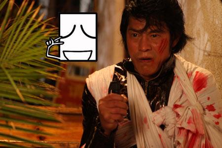 伤痕累累的曼谷第一杀手