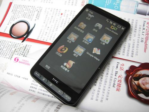 旗舰辉煌不再 WM智能机HTC HD2再降60元