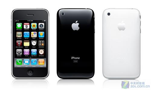 触控强者现身 iphone3GS仅售3699元