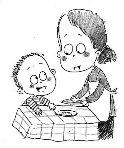 动漫 简笔画 卡通 漫画 手绘 头像 线稿 400_476