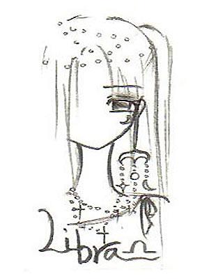 阿佛洛狄忒手绘