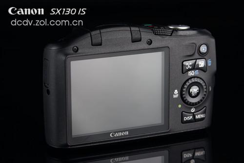 高性价比12倍卡片长焦 佳能SX130IS评测