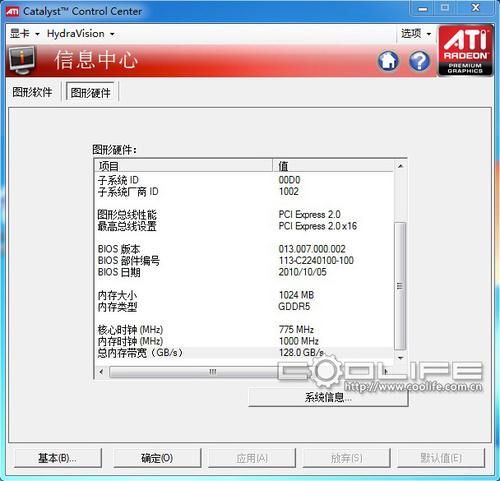 Radeon HD 6850公版显卡超高清赏析