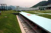 图文:亚运会广州飞碟训练中心 飞碟靶场