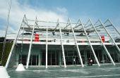 图文:亚运会广州飞碟训练中心 场馆外景