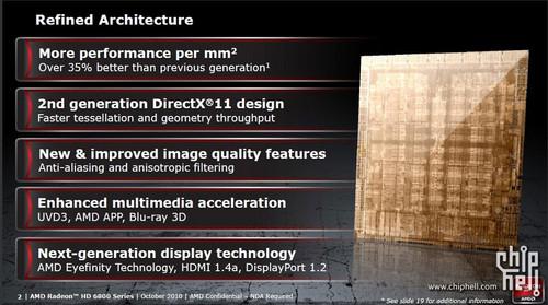 AMD最后一弹! HD 6800最终规格全曝光