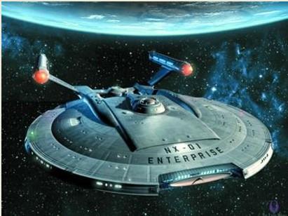 太空飞船的科幻电影_将在几年内推出像电影《星际迷航》里那种电力推进的宇宙飞船.