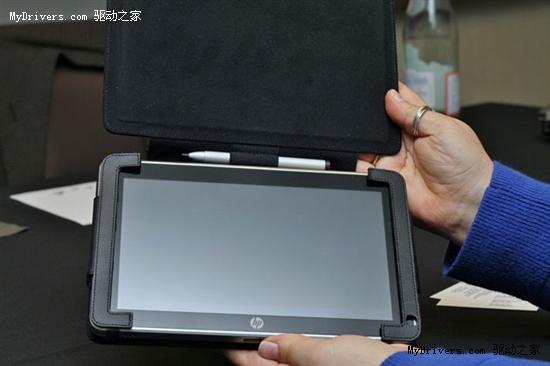 惠普Windows 7平板机Slate 500正式发布