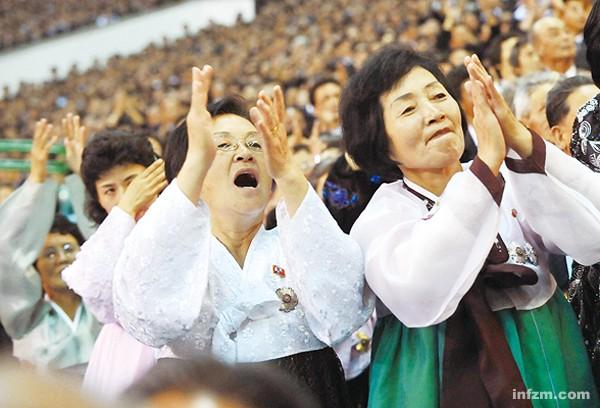 朝鲜迎接不出世的领袖 改革开放仍是敏感词