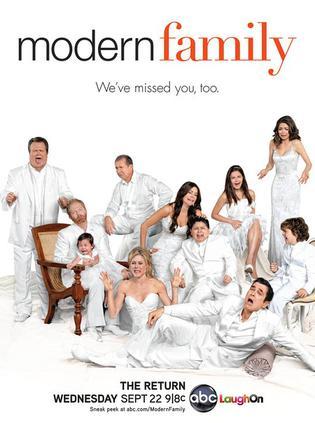 美剧一周收视:《大爆炸》《摩登家庭》大热
