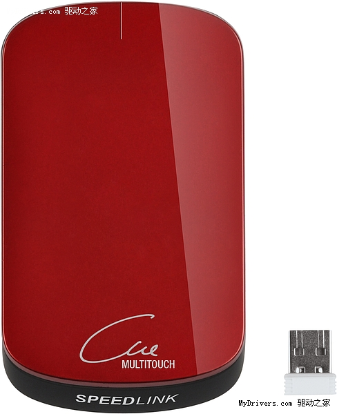 全球首款PC版多点触摸鼠标SPEEDLINK造