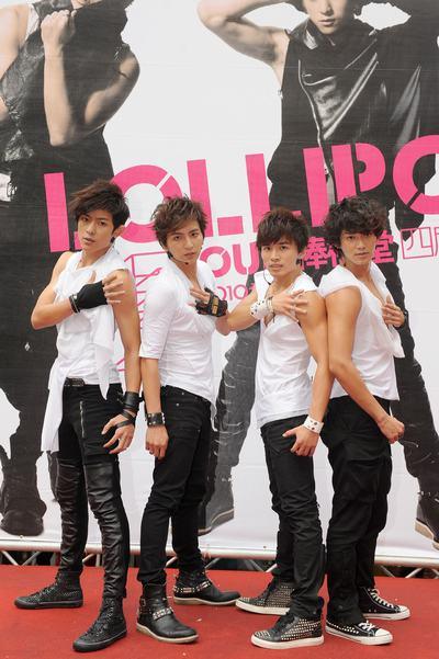 1025-LOLLIPOP F新专辑11月6日全亚洲发行