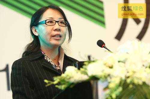 搜狐媒体副总裁、搜狐网总编辑于威女士