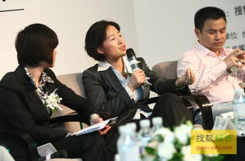 乐•享:绿金战略带来的新商业机会(搜狐-唐怡民/摄)