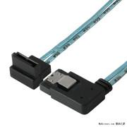 新奇附件 超细SATA 6Gbps传输数据线