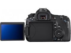 全高清视频、旋转屏幕 佳能单反60D上市