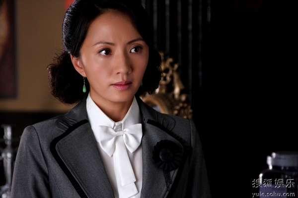 《隐形将军》火热上星 陆玲获赞最受欢迎女演员