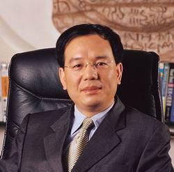 金蝶软件董事局主席徐少春