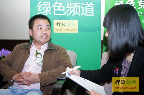 太阳雨太阳能集团总经理陈荣华先生
