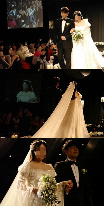 柳时元婚礼现场照曝光 新娘脸被打上马赛克