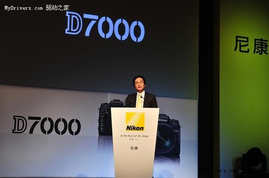 凝聚高性能 尼康D7000君临中端数码单反市场
