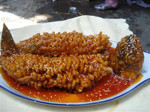松子鱼_宝宝食谱:松子鱼-搜狐母婴