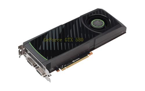 一触即发 GeForce GTX 580实物抢先曝光
