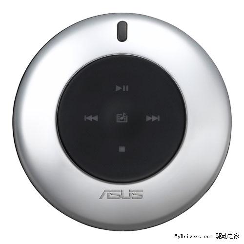 挑战Magic Mouse 华硕推圆形触控鼠标