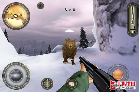 狩猎游戏大作坎贝拉危险狩猎之旅2011向猎物射击