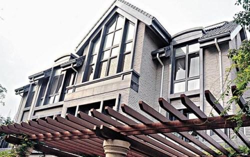 刘嘉玲欧陆式的别墅v别墅及饱览嘉兴全景,有别于当地豪宅.太湖别墅推新独栋图片