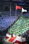 组图:上海世博会闭幕式举行