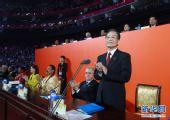 高清组图:中国2010年上海世博会闭幕式举行