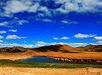 美丽的诺尔盖花湖
