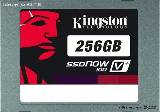 金士顿发布新一代SSDNow V+100固态硬盘