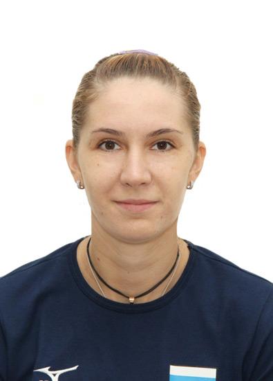 组图:俄罗斯女排队员大头照