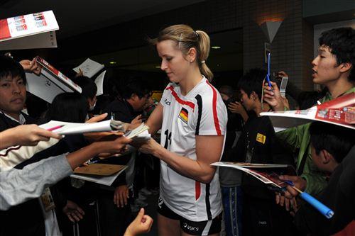 德国队员签名